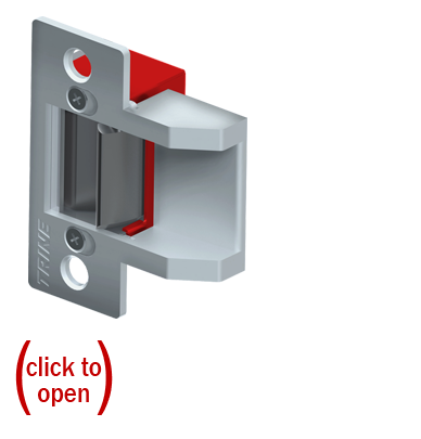 323478LC the ANSI solution for cylindrical locks and all tight installs.